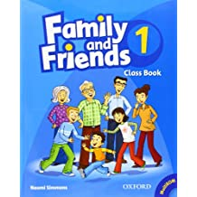Family and Friends 1 : Class Book (1Cédérom)