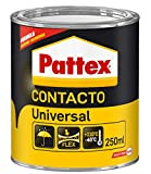 Pattex Cola de contacto universal instantánea multiusos, a prueba de agua, 250ml