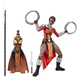 Marvel E1574 6 Legends Serie Nakia Action Figur, 15,2 cm