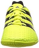 adidas Herren Ace 16.4 in Fußball-Trainingsschuhe, Multicolore (Syello/Cblack/Silvmt), 44 EU -