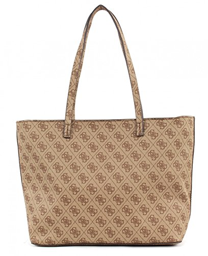 Guess - Audrey 2 In 1 Tote, - Donna beige/avorio