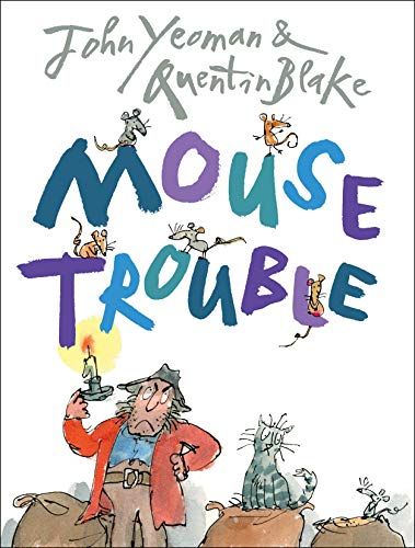 Mouse Trouble (Cat Wheel Company)