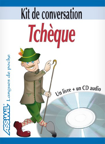 Kit de Conversation Tchèque (Guide + CD Audio) par Martin Wortmann