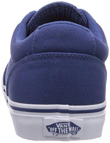 Vans M Winston, Baskets mode homme Bleu (Stv Na)