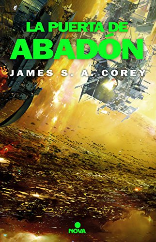La puerta de Abadón (The Expanse 3) por James S.A. Corey