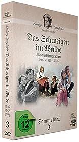 Das Schweigen im Walde (1937, 1955, 1976) - Die Ganghofer Verfilmungen - Sammelbox 3 (Filmjuwelen) [3 DVDs] hier kaufen