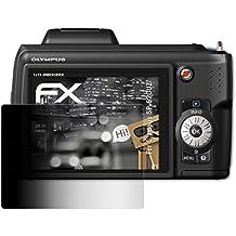 atFoliX Filtro de Privacidad para Olympus SP-620UZ Película de Privacidad - FX-Undercover 4 vías privacidad Lámina Protectora de Pantalla