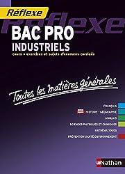 Toutes les Matières générales Bac Pro Industriels
