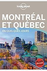 Montréal et Québec En quelques jours - 2ed Broché