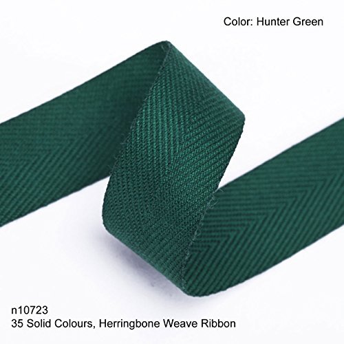 gbone Woven Soft Ribbon Insertion Trimming 35 Plain Colours, Luxury Soft Handle, 3mts Packs, 16mm Wide, Great Price, Best Quality Tested to European ISO Standards It's Beautiful (Satin Ribbon Großhandel)