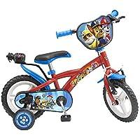 "TOIMS Paw Patrol Vélo Enfant 12"""
