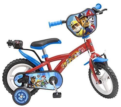 TOIMS Paw Patrol Vélo Enfant 12″