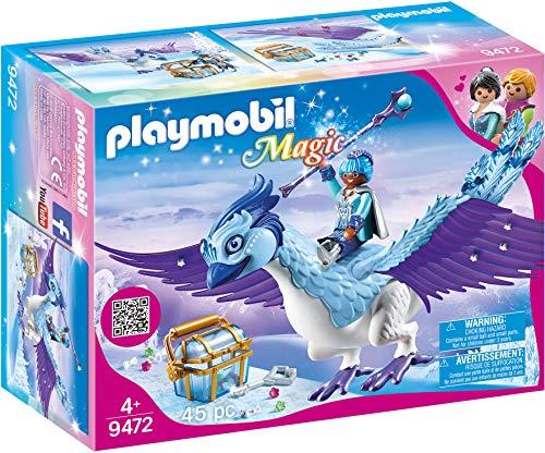 Playmobil Gardienne et Phénix Royal, Enfants Unisexes, 9472