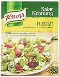 Knorr Salatkrönung Feldsalat, 15er Pack (15 x 52 ml)