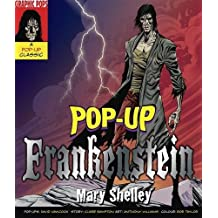 Frankenstein (Pop Up Classics) by Claire Hawcock (4-Oct-2010) Hardcover