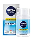 Nivea Men Active Energy Gesichtspflege Gel, 1er Pack (1 x 50 ml)