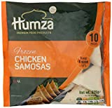 Humza Premium Food Products Chicken Samosa, 325g (Frozen)