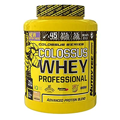 Nutrytec Sport Colossus Whey Protein Powder from Nutrytec