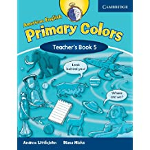 American English Primary Colors 5 Teacher's Book