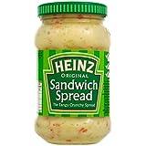 Heinz Pasta Para Sándwich Originales (270g) (Paquete de 6)