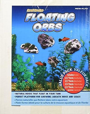 Penn-plax Floating 8PC