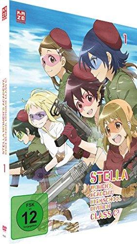 Stella Women's Academy - Mediabook Vol. 1