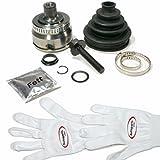 Autoparts-Online Set 60006162 1 x Gelenksatz Antriebswelle + Achsmanschette + Zubehör Hinten