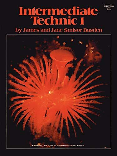 Intermediate Technic 1 -Piano-: Sammelband für Klavier (Wp111)