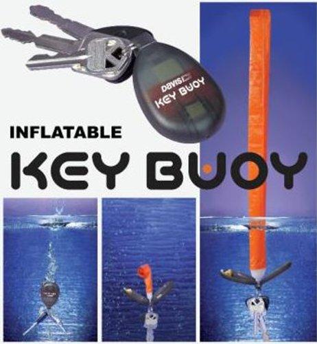 Preisvergleich Produktbild Davis Schlüsselanhänger schwimmfähig Key Buoy