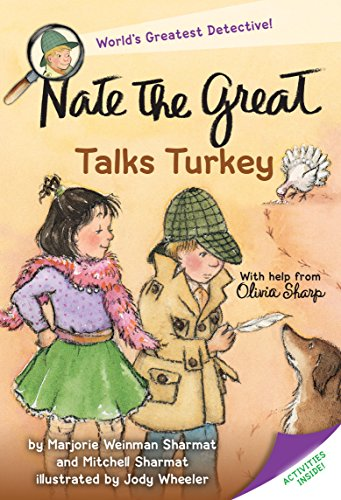 Nate the Great Talks Turkey (English Edition)