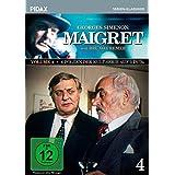Maigret, Vol. 4 / Weitere 6 Folgen der Kult-Serie mit Bruno Cremer nach den Romanen von Georges Simenon