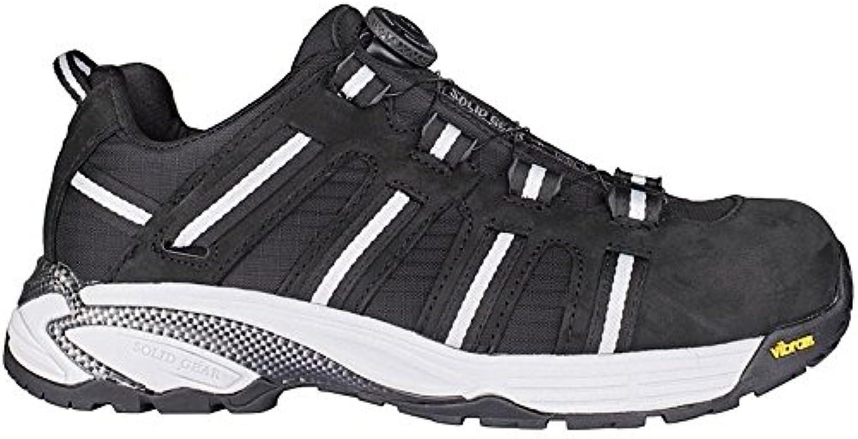 Solid Gear sg8022344 Helium 2.0 – Zapatos de seguridad S1P talla 44 NEGRO