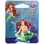 Penn-Plax Mermaid Princess Ariel Aquarium Ornament 5