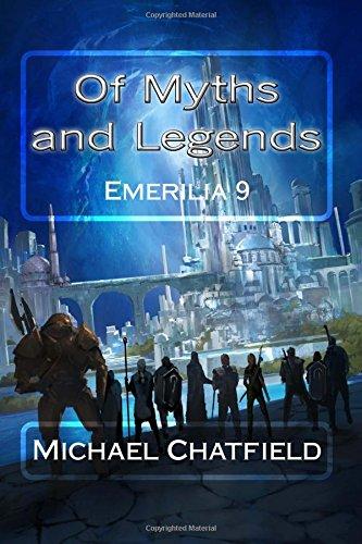 Of Myths and Legends: Volume 9 (Emerilia)