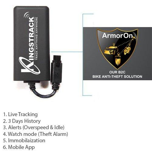 kingstrack - armoron bike gps tracker KINGSTRACK – ARMORON BIKE GPS tracker 519r6 2B0eFBL