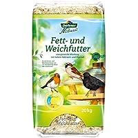 Dehner Natura Wildvogelfutter, Fett- und Weichfutter, 1 x 20 kg