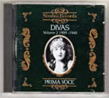 Prima Voce: Divas, Vol. 2: 1909-1940 [Import anglais]