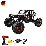 XXL 1:10 4WD RC ferngesteuerter 2,4Ghz Crawler Monstertruck, Auto, Fahrzeug, Off-Road Truck, Modellauto, RTR inkl. Fernsteuerung, Akku und Ladegerät