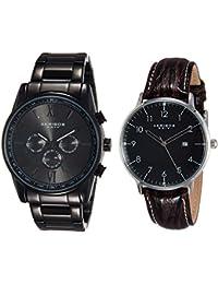 Akribos XXIV Analog Black Dial Men's Watch - AK884BK