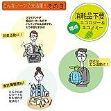 Kokuyo Harinacs Japanese Stapleless Stapler Black SLN-MSH110D Up To 10 Papers
