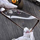 Unendlich U Hohles Herz Transparente Handy Zubehör Weiche Silikon Schutzhülle für iPhone 6 und für iPhone 6s 4,7 Zoll - 4