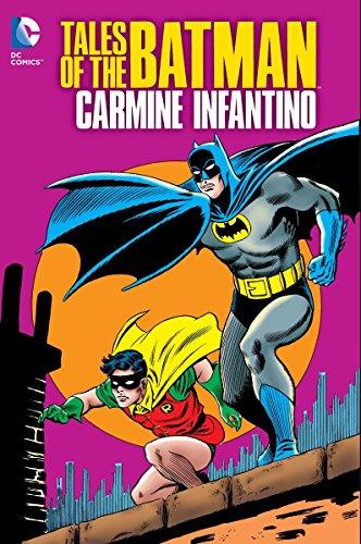 Tales of the Batman: Carmine Infantino HC por Carmine Infantino