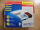 Agfeo AC 141 WebPhonie Plus ISDN-Telefonanlage