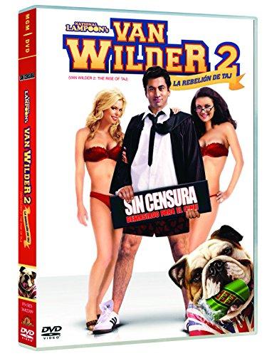 la-rebelion-de-taj-van-wilder-2-dvd