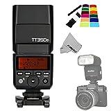 Fomito Godox TT350F 2.4G HSS 1/8000s TTL ad alta velocità mini Thinklite GN36wireless Speedlite luce flash per fotocamera digitale Fuji X-Pro1x-t20x-t2x-t10X-T1X-Pro1X-E1x-a3X100F X100T --- pre sale immagine