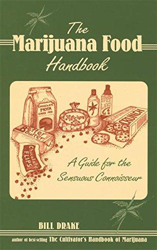 The Marijuana Food Handbook Cover Image