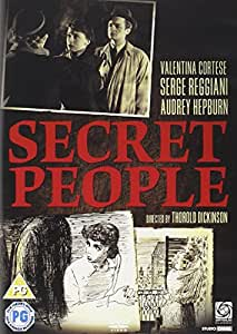 Secret People [DVD]