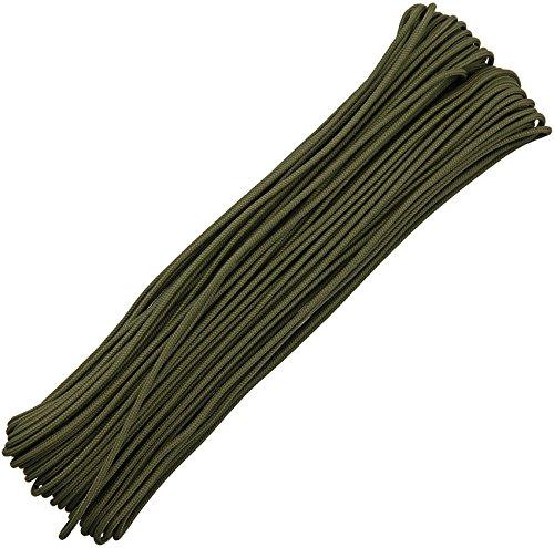 Parachute-Cord rg1153, Kit de Survie Unisexe – Adulte, Vert, Taille Unique