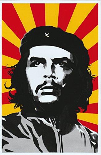 Che Guevara XL Aufkleber / Sticker