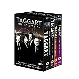 Taggart Collection [DVD]